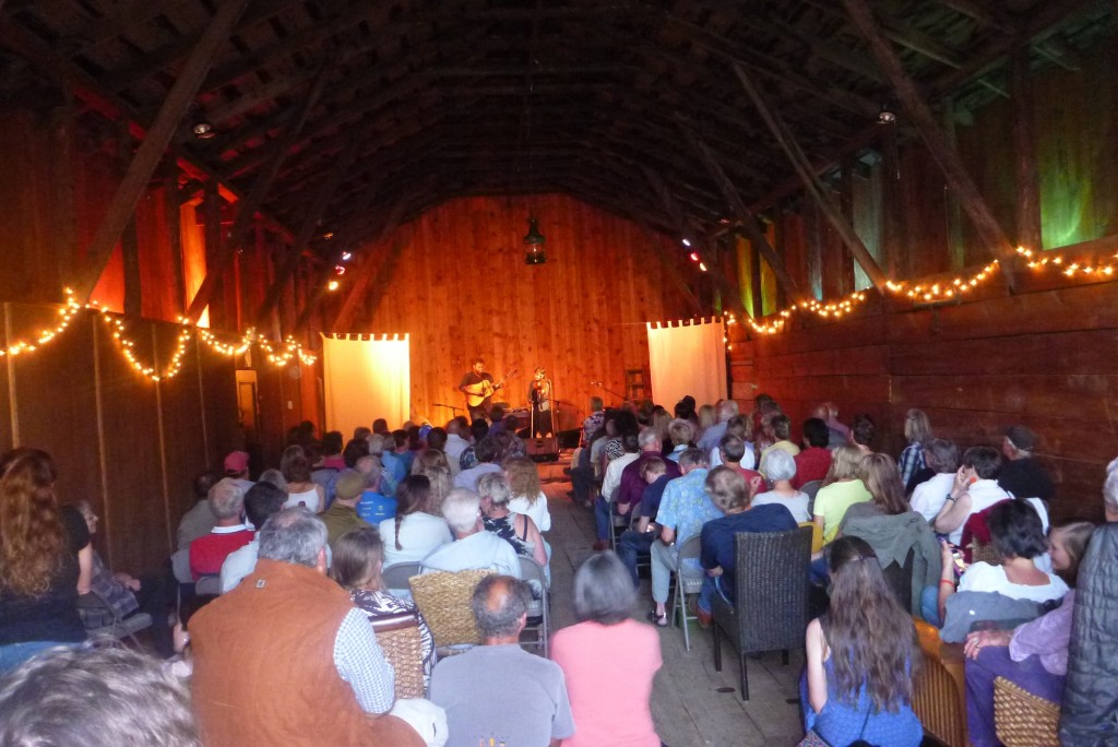 Live at the Barn
