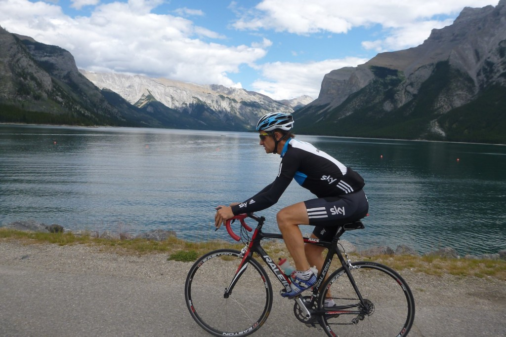 Has a member of Team SKY gone AWOL in Canada?